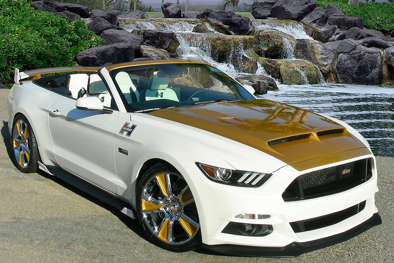 Hurst K-Code Mustang