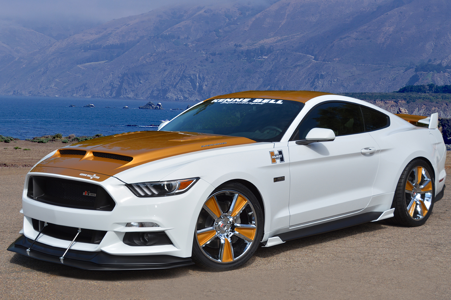 R Code Mustang Coupe Gss Supercars Com