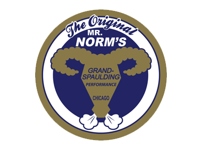 Mr. Norms Logo